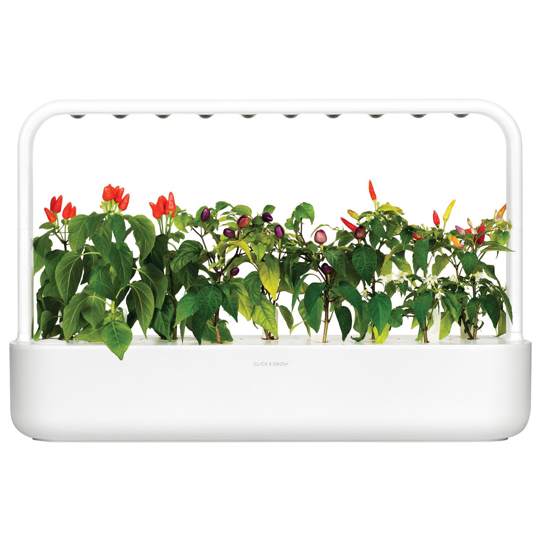 Click Grow Smart Garden 9 Sg9s1us White Best Buy Canada
