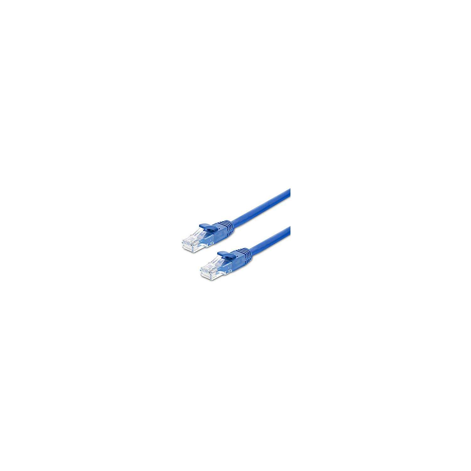 Fosmon 200 Feet Rj45 Cat6 Ethernet Network Patch Cable For Modem Twisted Pair Wiring Solutions Ltd Router Lan Printer Mac Pc Laptop Blue Cords Best Buy Canada