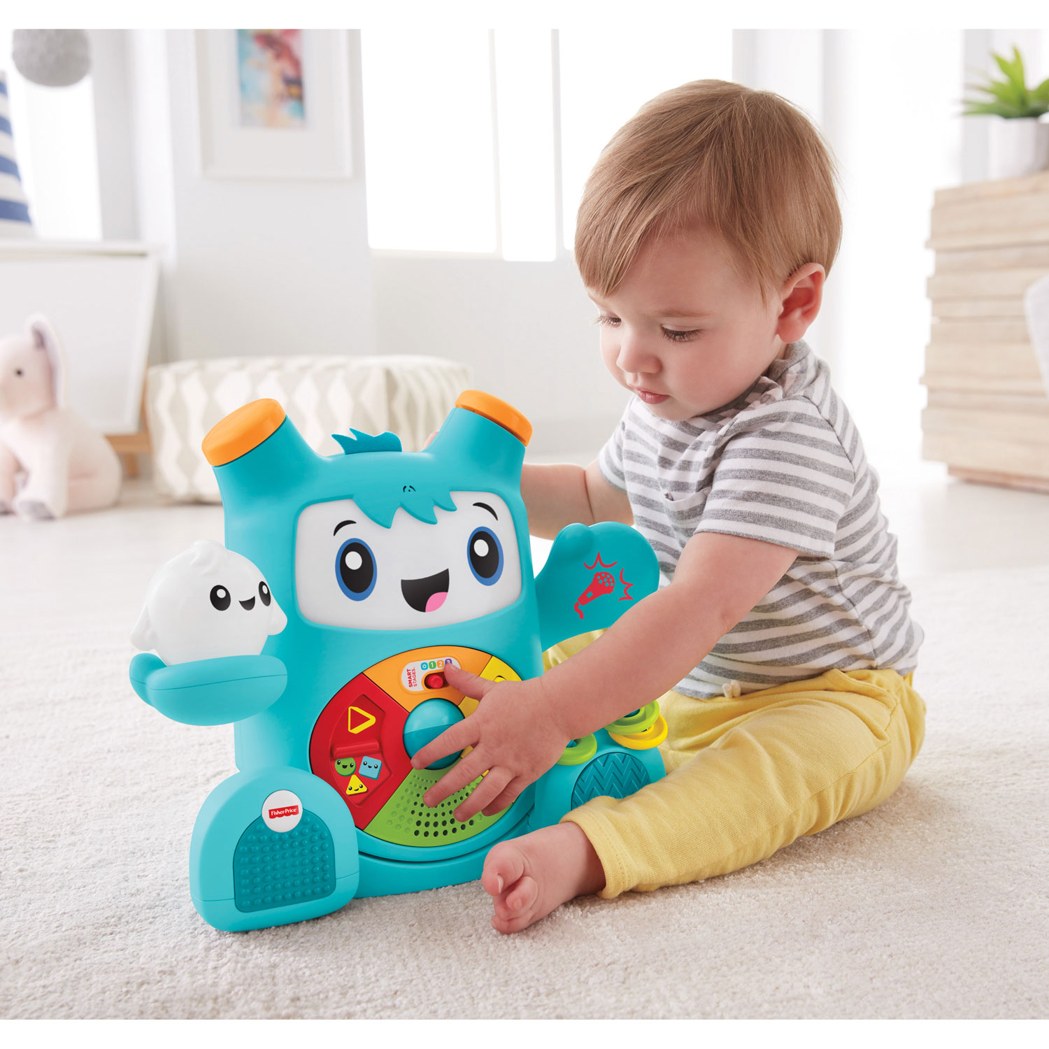 Fisher Price Smart Moves Rockit Musical Toy Learning Educational Infant Toaster Toys Best Buy Canada