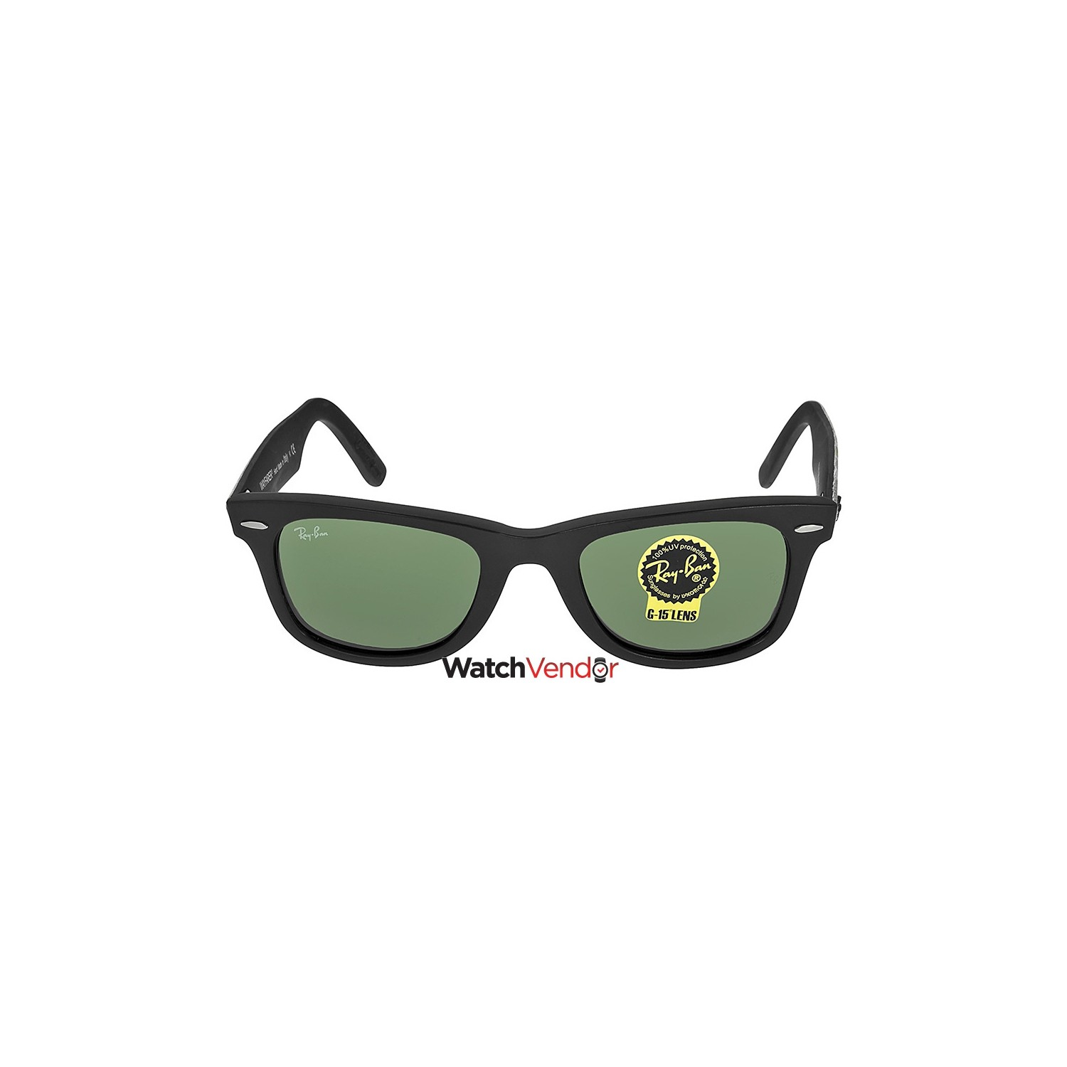 81208a4bbf ... order ray ban original wayfarer black and green frames 50mm sunglasses  rb2140 50 6065 sunglasses best