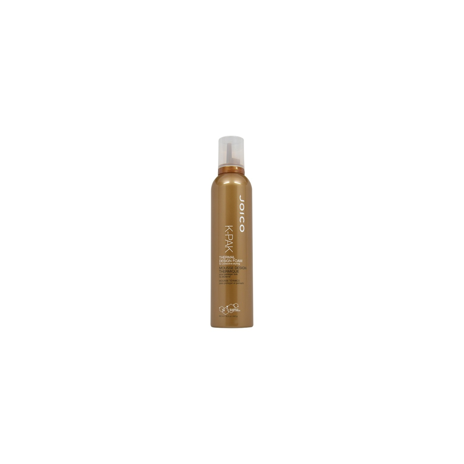 K Pak Thermal Design Foam By Joico For Unisex 102 Oz Mousse