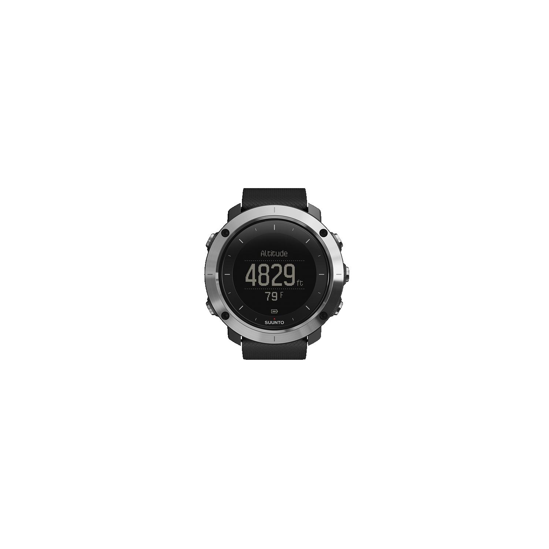 Suunto Traverse Black Gps Watch Watches Best Buy Canada Outdoor With Glonass