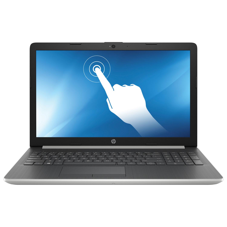 Hp 156 Touchscreen Laptop Natural Silver Intel Core I5 8250u Lenovo Flex 3 14 6200u 1tb Black Hdd 8gb Ram Windows 10 Laptops Best Buy Canada