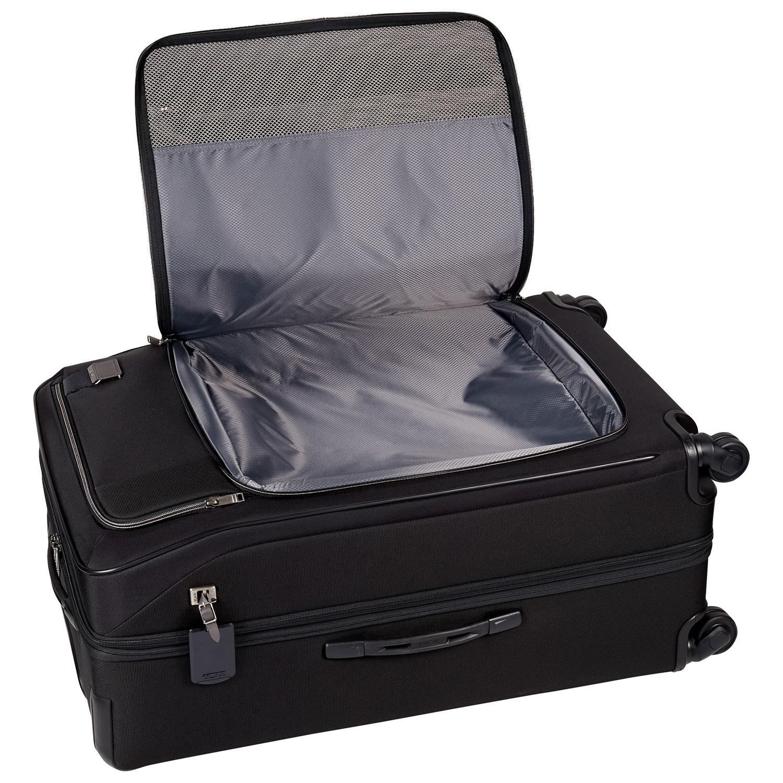 Tumi Merge 31 Soft Side Expandable Packing Case 103841 7230 Hanger 2 Black Contrast Large Luggage Best Buy Canada