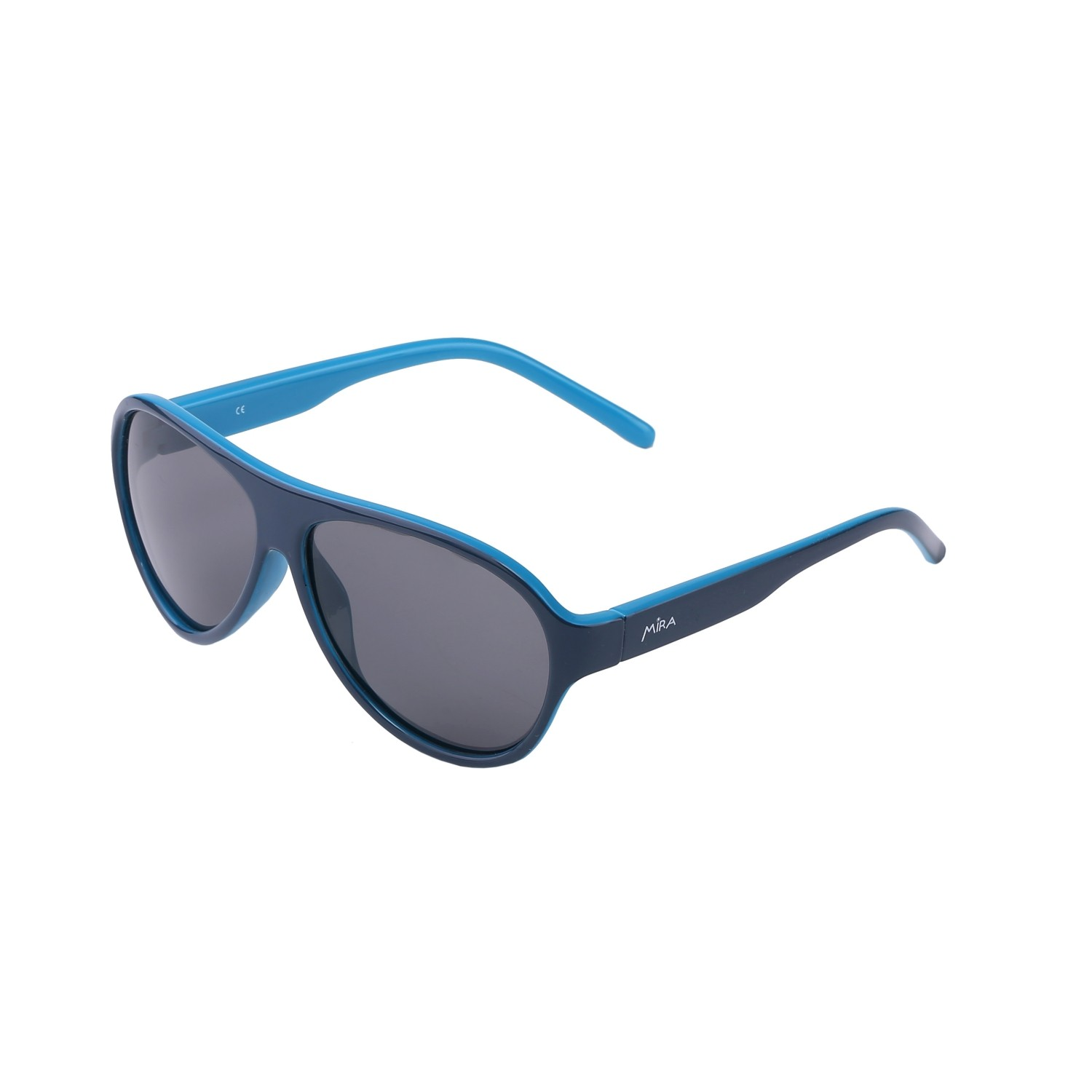 ed9324bc9b3 MIRA MR-100 Unisex Kids Aviator Sunglasses - Polarized Lenses with 100% UVA  and UVB Protection - Online Only