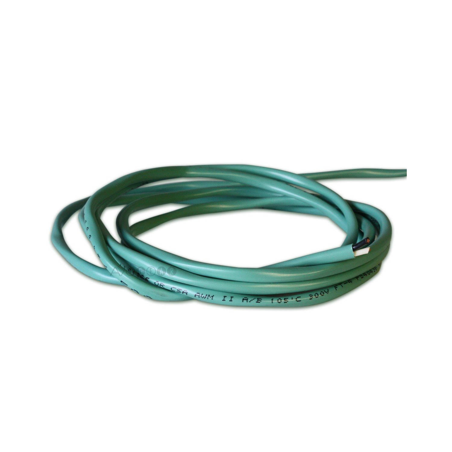 ThruSound Light Green 16AWG 2-Conductor FT4 In-Wall Speaker Wire (50 ...
