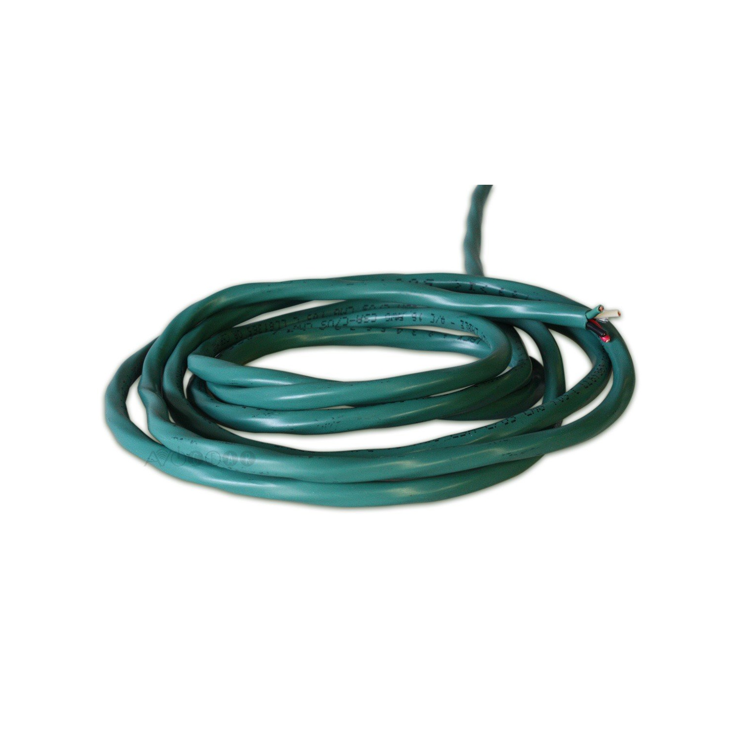 ThruSound Dark Green 16AWG 4-Conductor FT4 In-Wall Speaker Wire (100 ...
