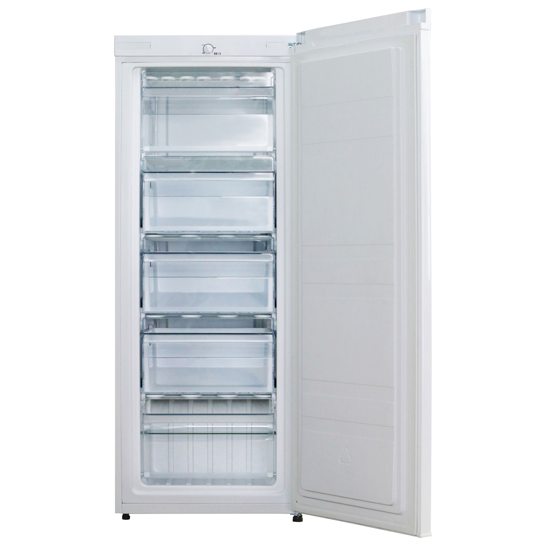 Moffat 5.5 Cu. Ft. Upright Freezer (MUF06DMRWW) : Freezers - Best ...
