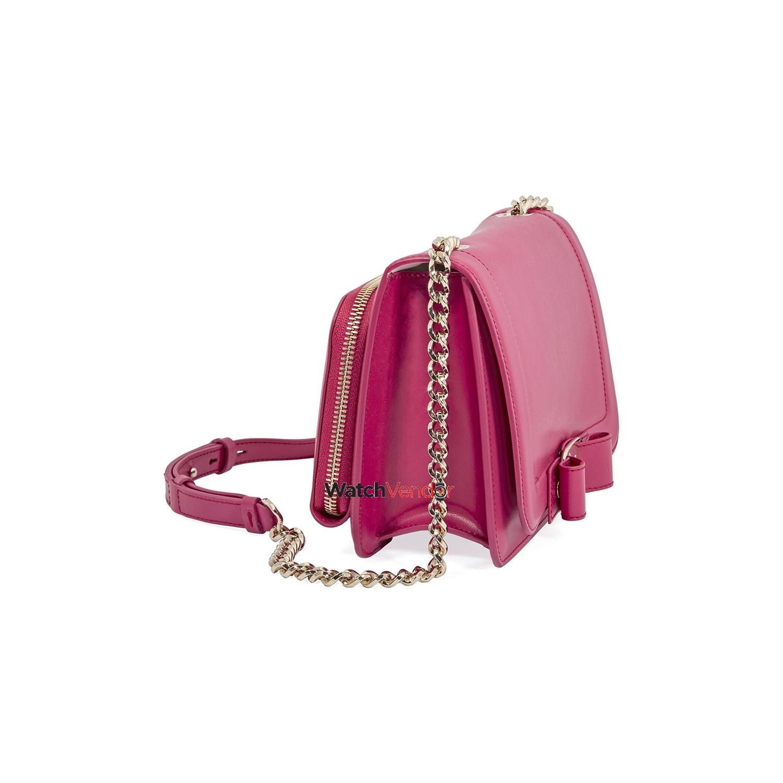 6c9848129e2 Ferragamo Vara Bow Leather Crossbody Bag- Begonia   Crossbody Bags - Best  Buy Canada