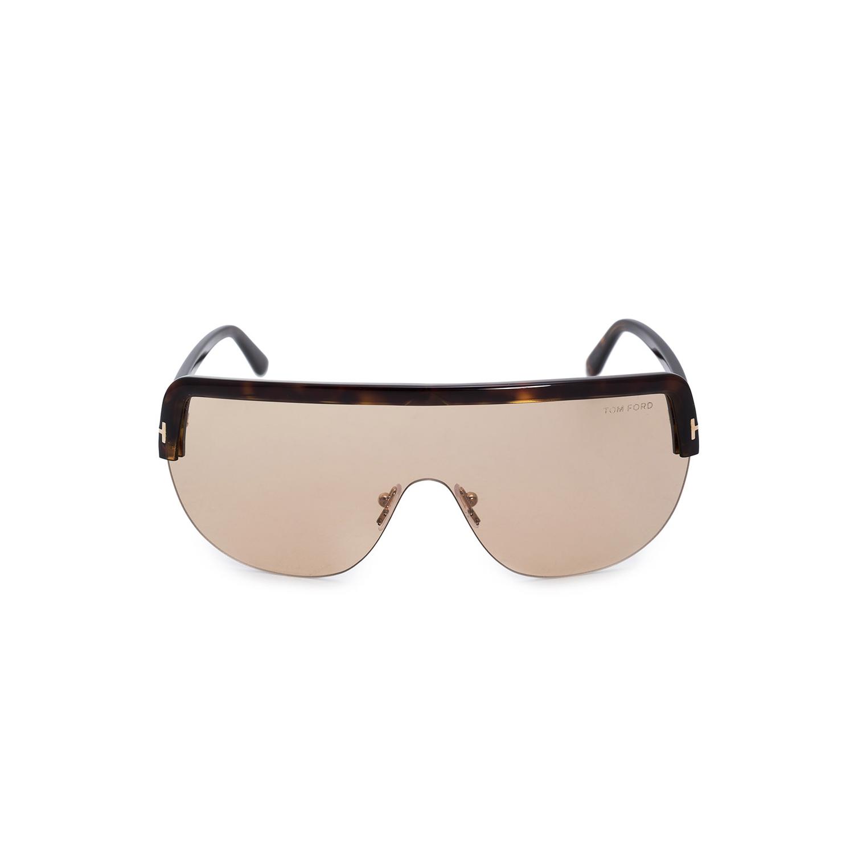1b64d8cc81 Tom Ford Light Brown Rectangular Sunglasses FT 0560 52E   Sunglasses - Best  Buy Canada