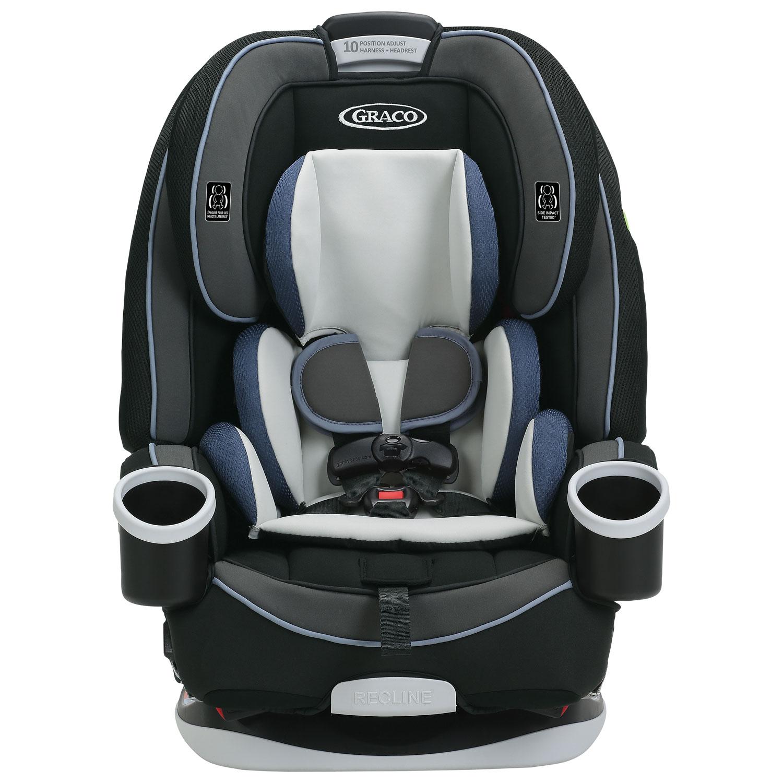 c6f0ad116018 Graco 4Ever 4-in-1 Convertible Car Seat - Dorian   Convertible Car ...