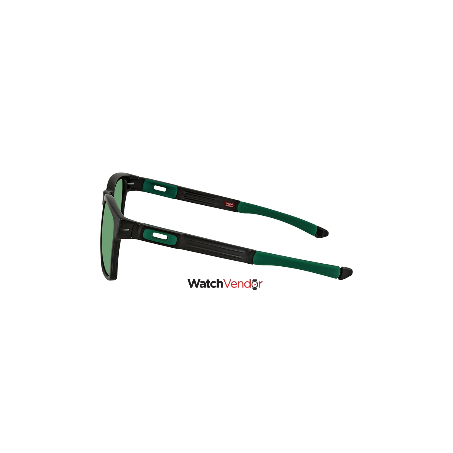 d50b0348129 Oakley Catalyst Prizm Jade Rectangular Sunglasses OO9272 927226 55    Sunglasses - Best Buy Canada