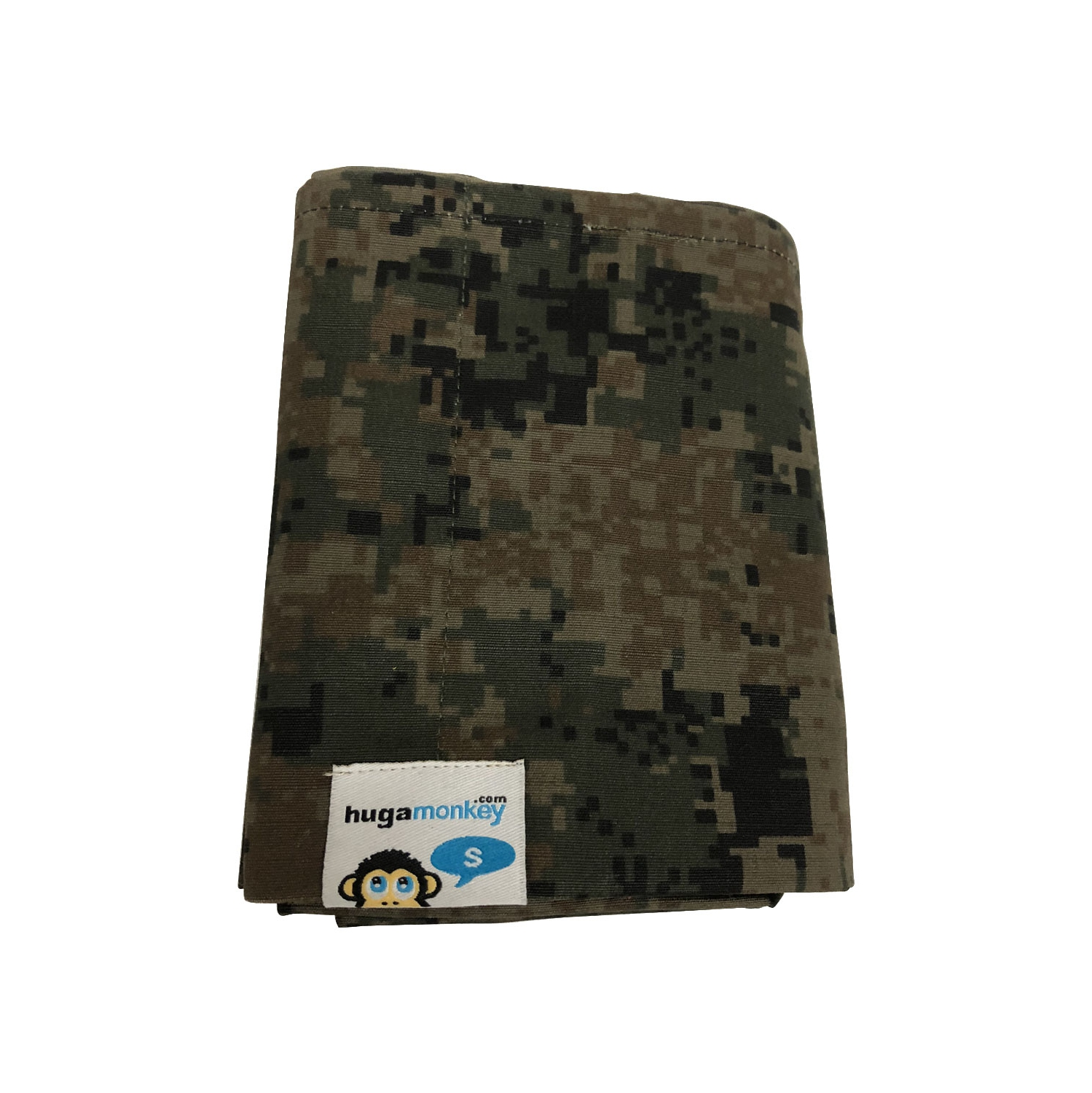 67e5007d2c5 HugaMonkey Camouflage Dark Green Military Baby Sling - Small   Baby Slings  - Best Buy Canada
