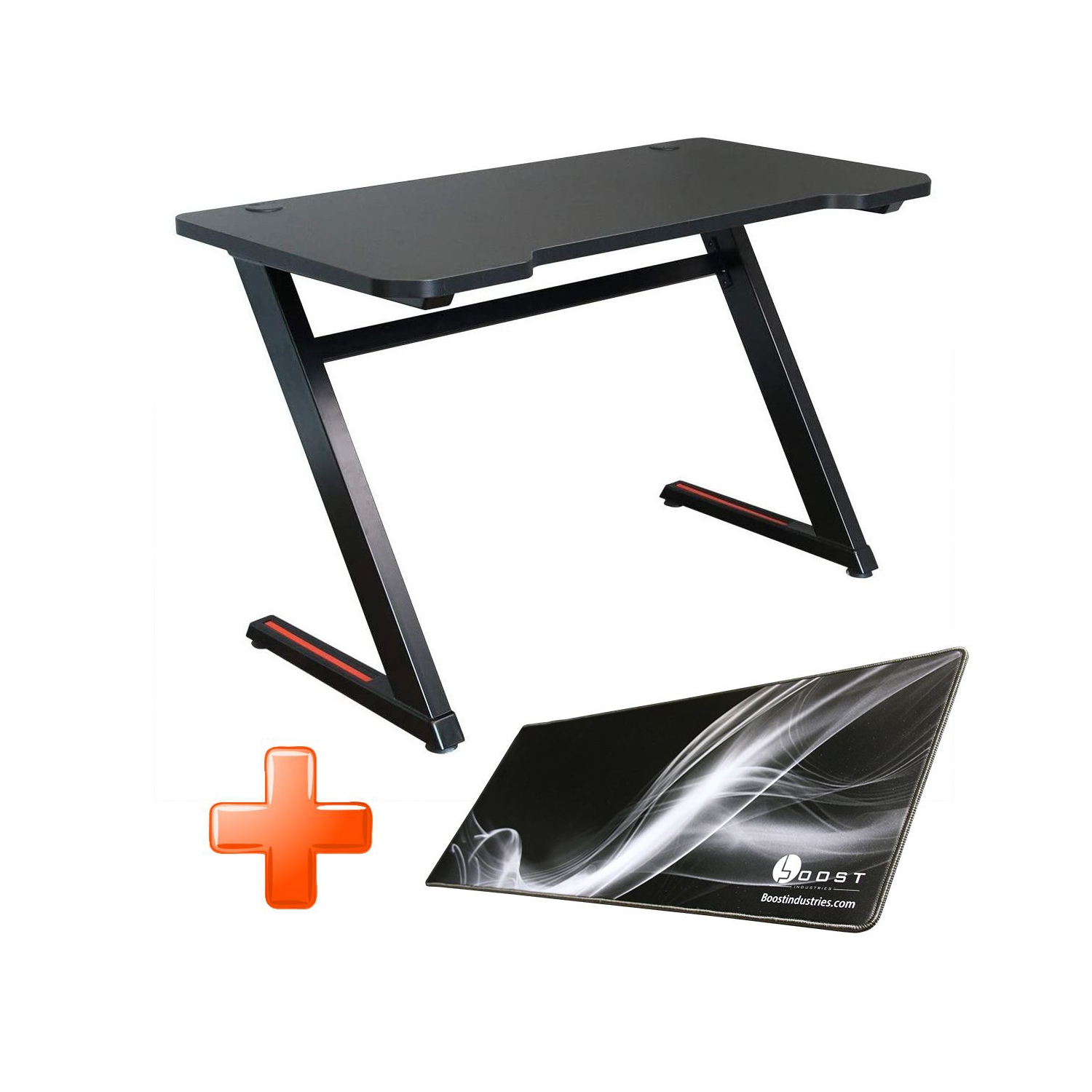 Boost Industries Gaming Pc Gaming Desk Z Mkii E Sports Ready