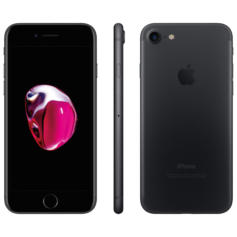 Apple Iphone 7 32gb Smartphone Black Unlocked Certified Refurbished Best Buy Canada