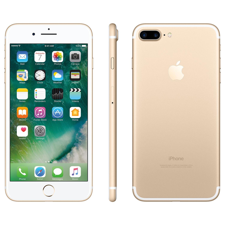 Apple Iphone 7 Plus 256gb Smartphone Rose Gold Unlocked Certified Refurbished Best Buy Canada