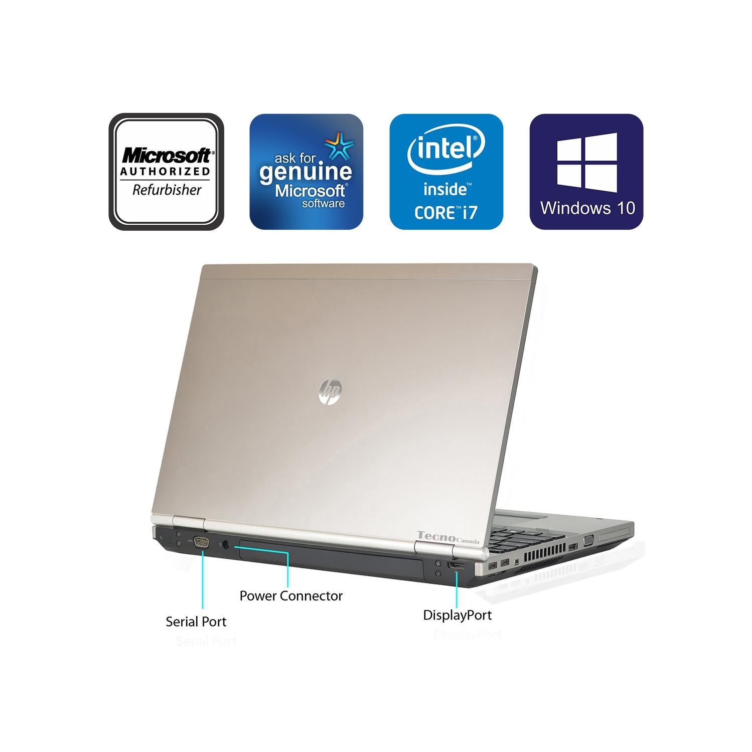 Hp EliteBook 8570p Laptop 15 6