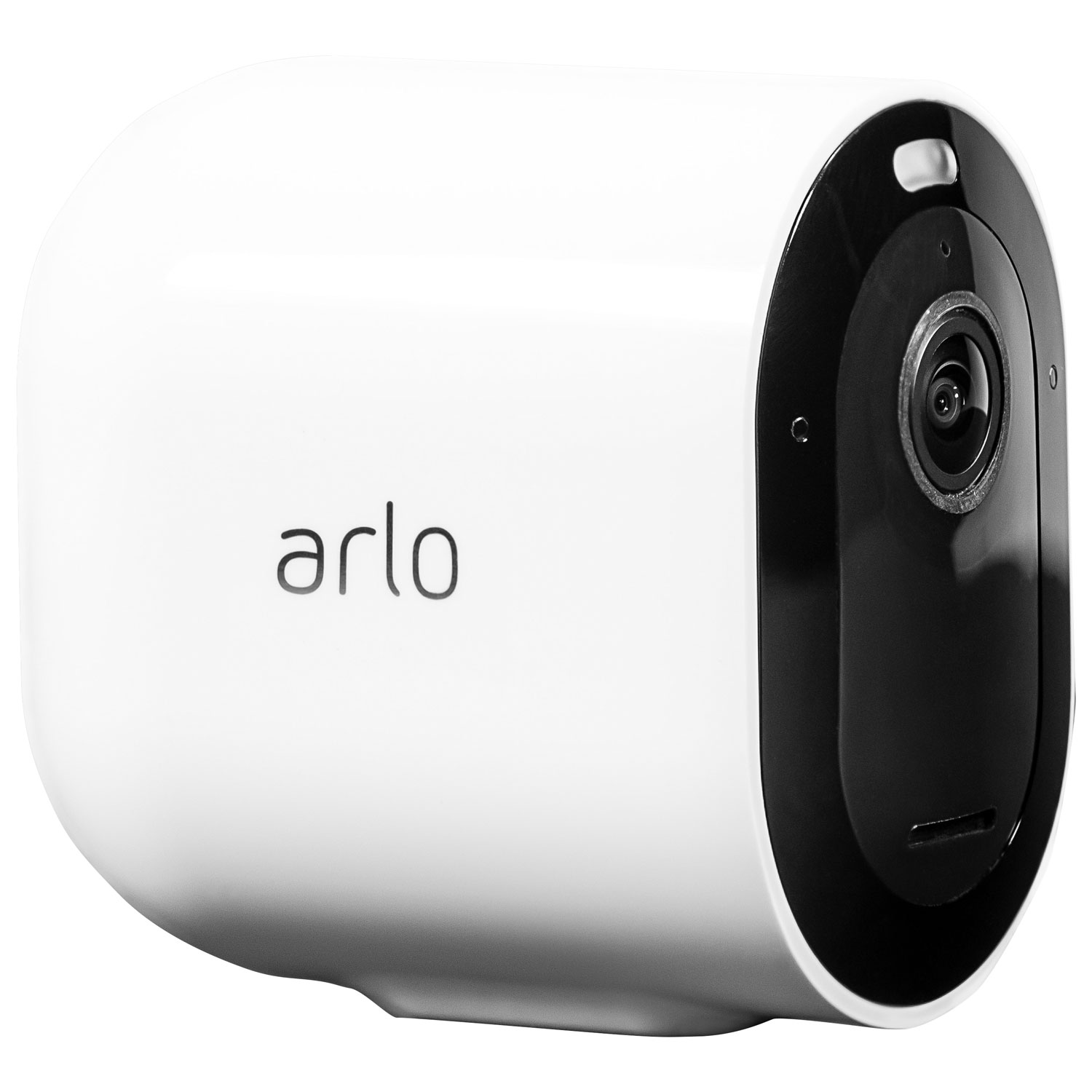 Arlo Pro 3 Wire Free Indoor Outdoor 2k Add On Security Camera White Best Buy Canada