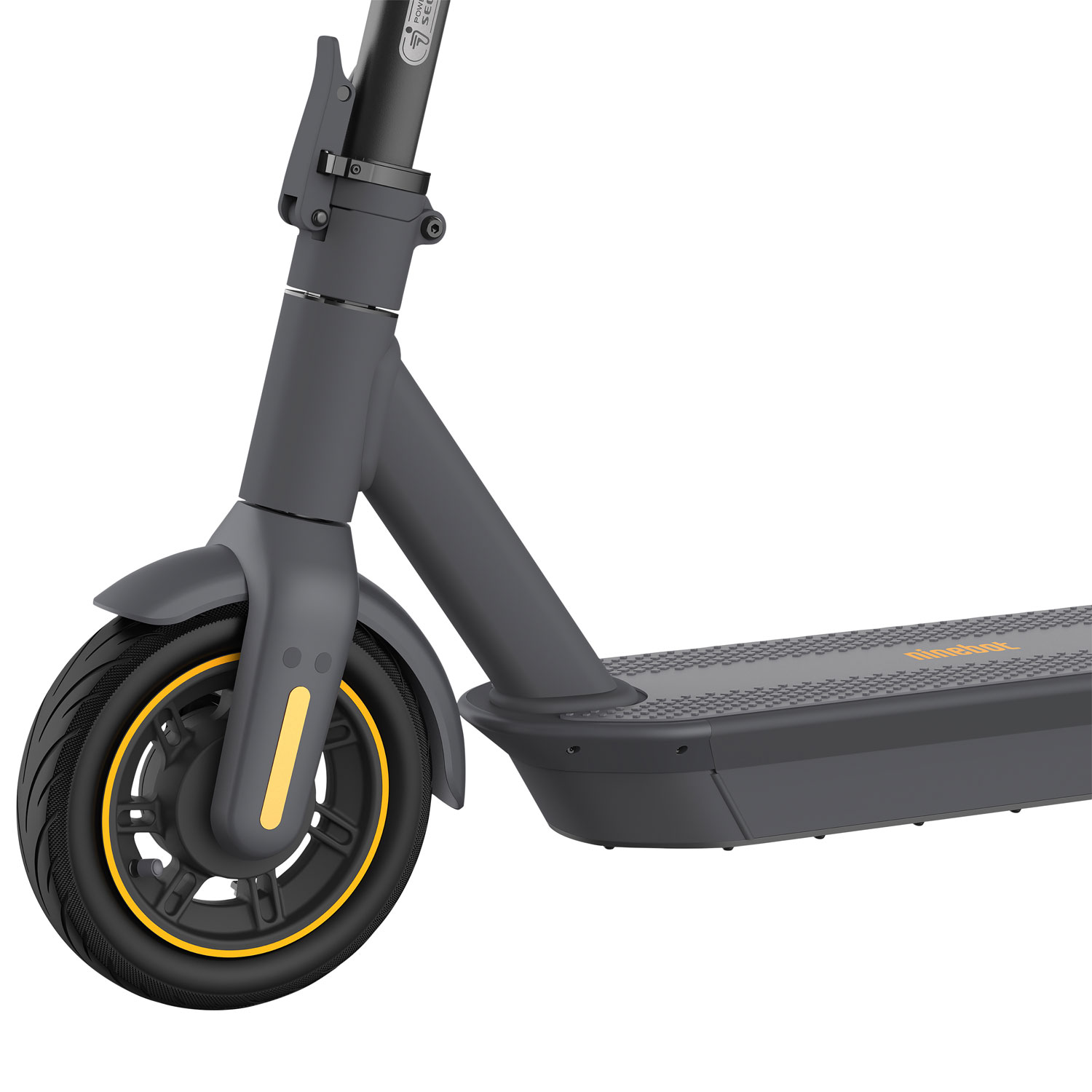 Ninebot By Segway Kickscooter Max Electric Scooter 65km Range 30km H Top Speed Dark Grey Best Buy Canada