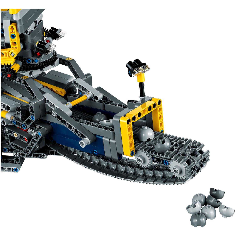 Lego Technic Bucket Wheel Excavator 3929 Pieces 42055 Best Buy Canada