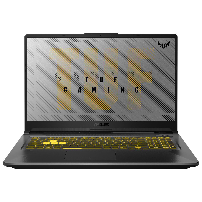 Asus Tuf 17 3 Gaming Laptop Fortress Grey Amd Ryzen 7 4800h 1tb Ssd 16gb Ram Gtx 1660ti English Best Buy Canada