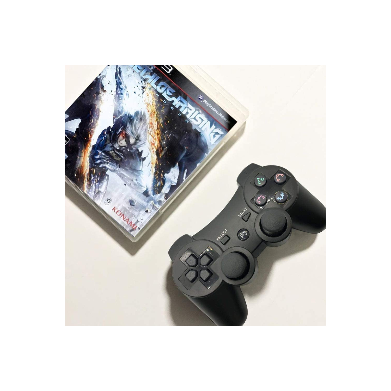 PS3 Controller 2 Pack, Skull & Galaxy PS3 Controller 2 Pack ...