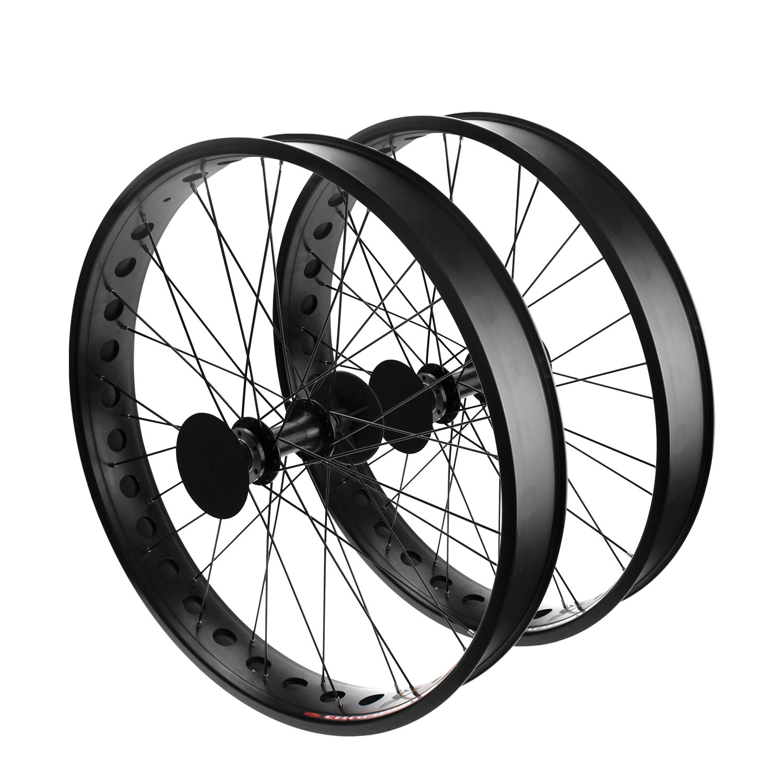 "Addmotor 20/"" Bicycle Rim Tape PVC Inner Tube Protector Tire Liner Rim Strip 4PCS"