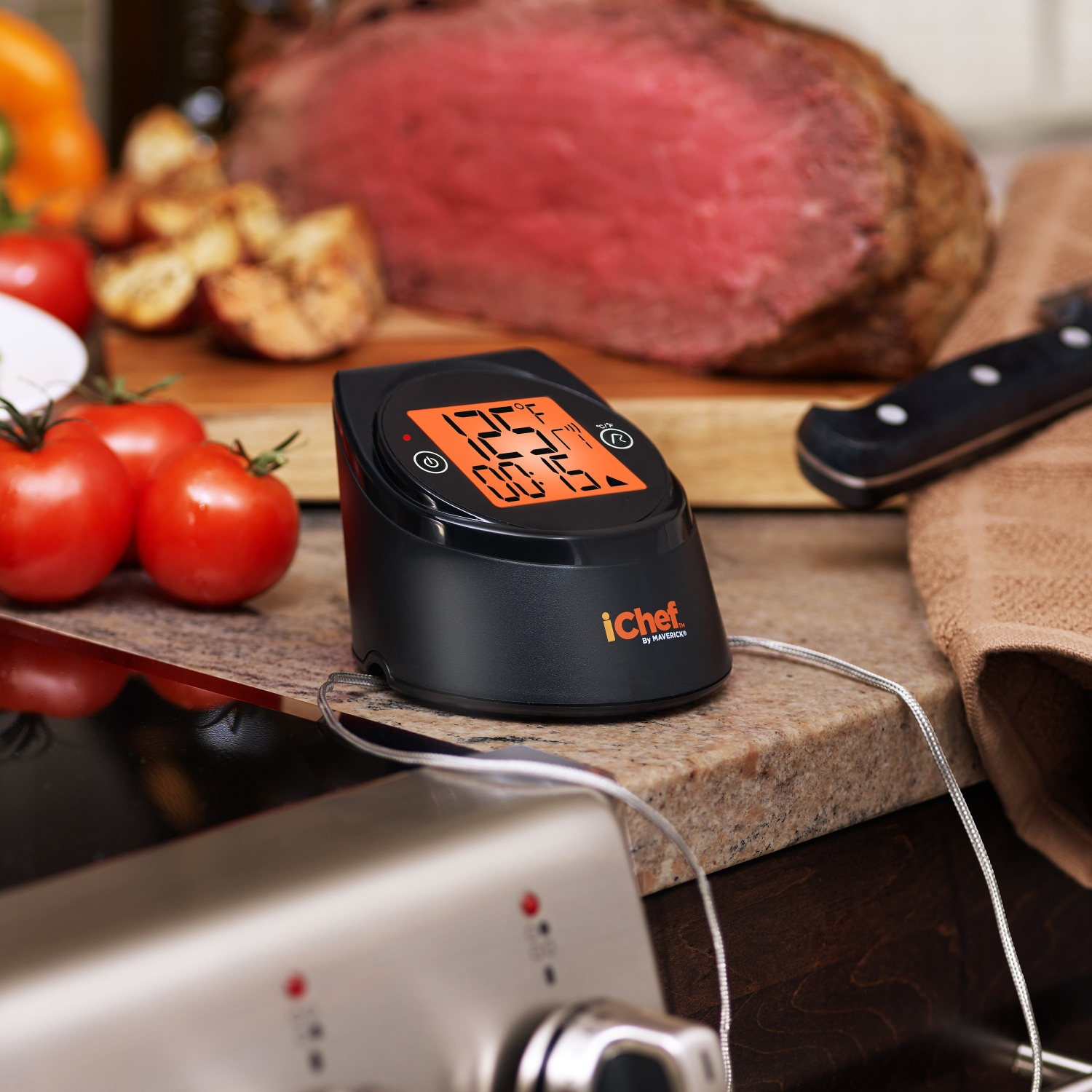 iChef meat thermometer