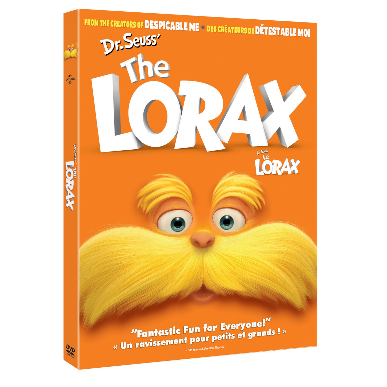 Dr Seuss The Lorax 2012 Best Buy Canada