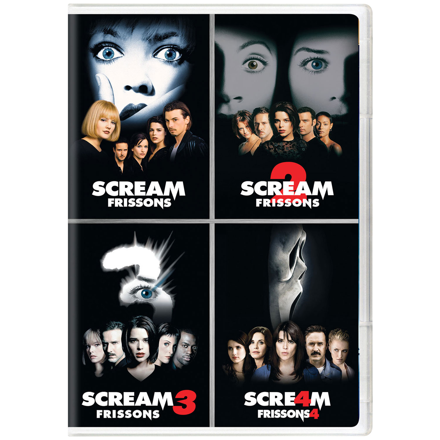 Scream 4 Movie Collection Best Buy Canada