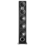 Polk Audio RTIA9 500-Watt Tower Speaker - Black - Single
