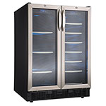 Silhouette 5.14 Cu. Ft. Beverage Centre (DBC2760BLS) - Black