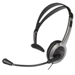 Panasonic Hand Free Headset (KXTCA430S)