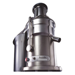 Breville Juice Fountain Elite Centrifugal Juicer - Silver/Black