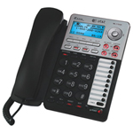 AT&T 2-Line Corded Phone with Caller ID and Digital Answering System (ML17939)