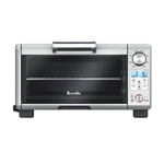 Breville Mini Smart Toaster Oven - 0.45 Cu. Ft. - Stainless Steel