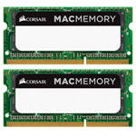 Corsair Mac Memory 8GB (2 x 4GB) DDR3 1333MHz SODIMM Dual Channel Memory Kit (CMSA8GX3M2A1333C9)