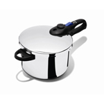 Fresco 6 L Pressure Cooker (FPC607S) - Stainless Steel