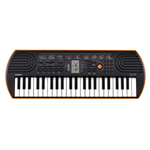 Casio 44-Key Electric Keyboard (SA-76)
