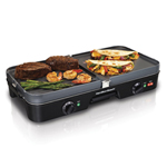 Hamilton Beach Dual Zone 3-in-1 Griddle/Grill (38546C)