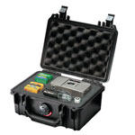 Pelican 1120 Camera Case With Foam - Black