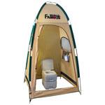 World Famous Porta Privy Shelter - Tan/Olive