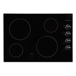 "Frigidaire 30.7"" Smooth Top Cooktop (FFEC3024LB)"