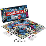 MONOPOLY: Rolling Stones Collector's Edition