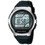 Casio Digital Wave Men's Sport Watch (WV-58A-1AVCF) - Black Band / Digital Dial