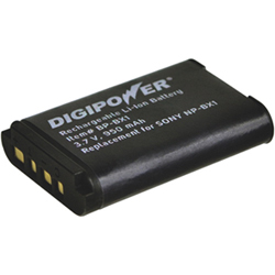 Digipower Rechargeable Battery for Sony (BP-BX1)