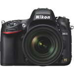 Nikon D610 DSLR Camera with NIKKOR AF-S 24-85mm ED VR Lens Kit