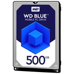 "WD 500GB 2.5"" 5400RPM SATA Laptop Internal Hard Drive (WDBMYH5000ANC-NRSN)"