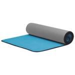Merrithew PILATES Hot Yoga Plus Mat - 6mm - Blue/Grey