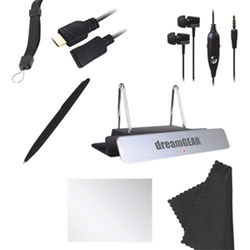dreamGEAR Starter Kit for Wii U